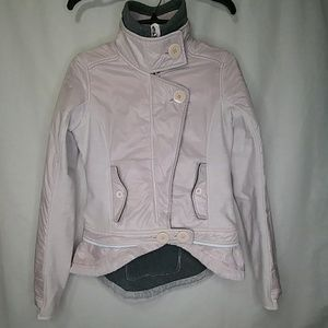 Lululemon Pedal Power Jacket - Neutral Blush Pink